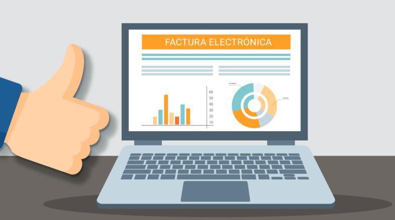 facturación electrónica para comercios.