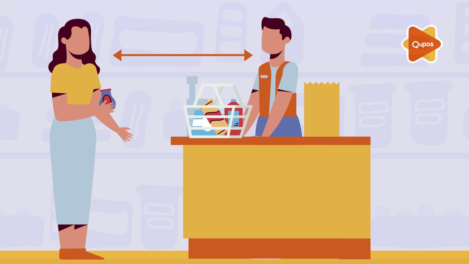 Recomendaciones para minisúper y supermercados en contexto de COVID-19